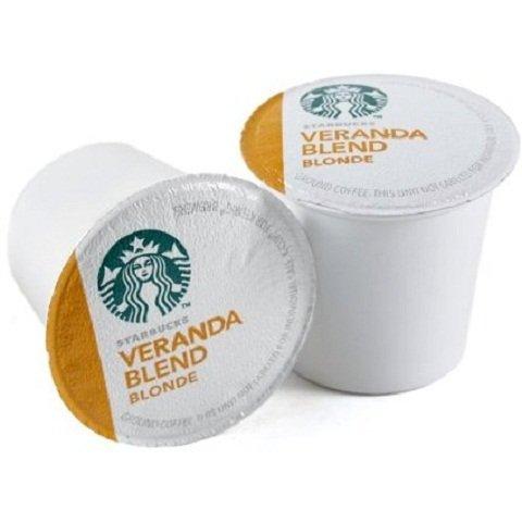 Keurig Starbucks Veranda Blend Blonde Roast Keurig K-Cups 48 Count