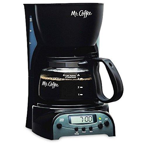 MrCoffee 4-Cup Programmable Coffeemaker