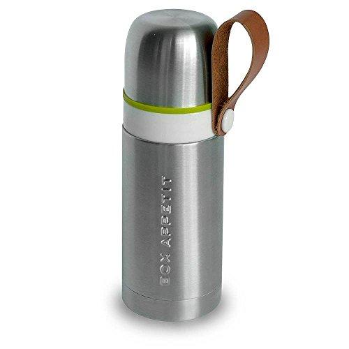 BlackBlum - Thermo Flask - Steel  Lime