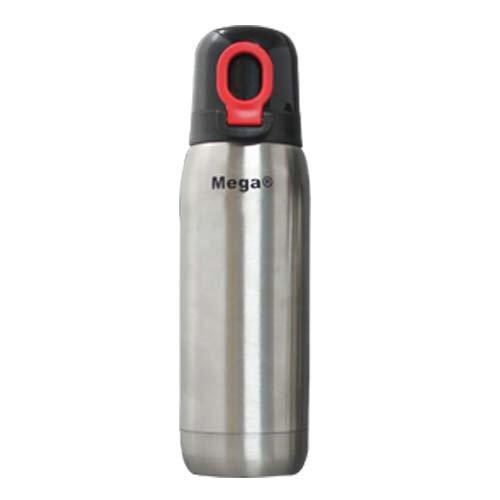 Mega  True Bullet II Stainless Steel Vacuum Flask 17 oz