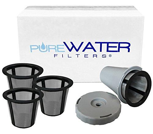 Keurig My K-Cup PLUS 3 Extra Filters For K10 K45 K55 K65 K75 Platinum Plus