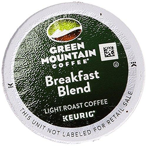Green Mountain Coffee Breakfast Blend K-Cup 36 ct
