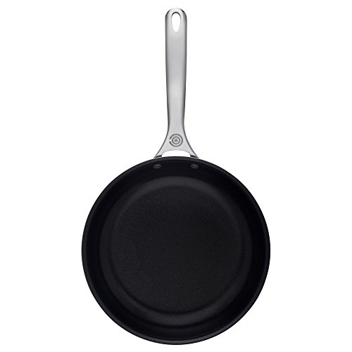 Le Creuset Tri-Ply Stainless Steel Nonstick 95 Inch Deep Fry Pan