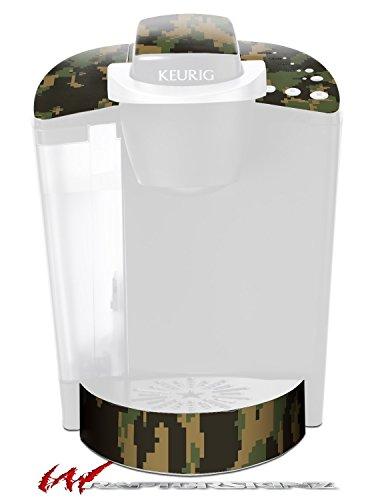 WraptorCamo Digital Camo Timber - Decal Style Vinyl Skin fits Keurig K40 Elite Coffee Makers KEURIG NOT INCLUDED