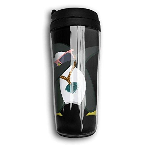 Dabbing Penguin Portable Tea Cups