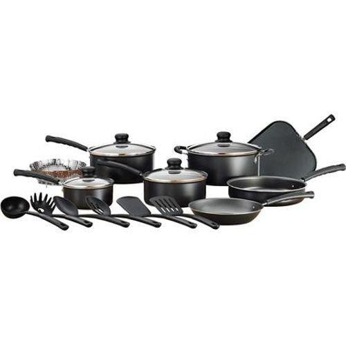 Nonstick Pots Pans 18 Piece Cookware Set Kitchen Kitchenware Cooking NEW