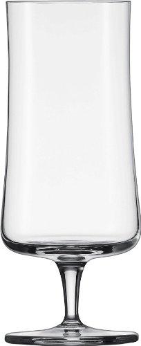 Schott Zwiesel Tritan Crystal Glass Pilsner Beer Glass Set of 6