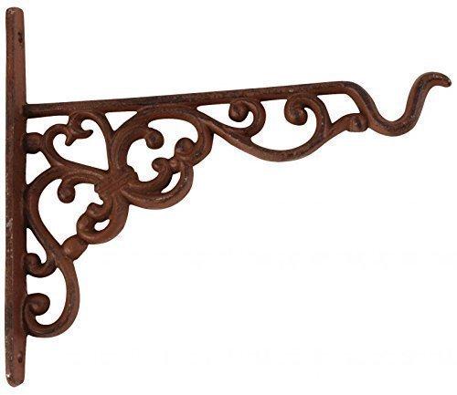 cast iron bracket short hand painted iron bracketiron iron hook iron pot hanger