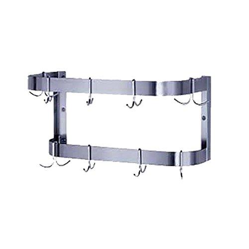 Advance Tabco SW-60 60x 12 Wall Mounted Pot Rack