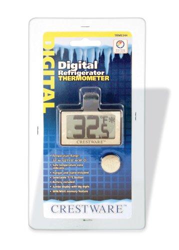 Crestware Digital Refrigerator Thermometer