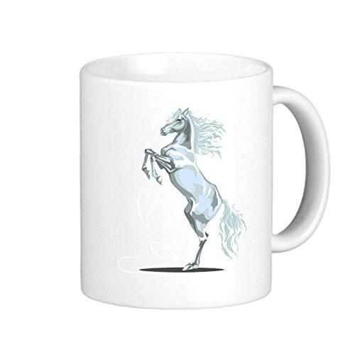 SthAmazing Horse Animal Horses Horse Animal Horses S Glass Coffee Travel Mug Beaker Coffee Mug