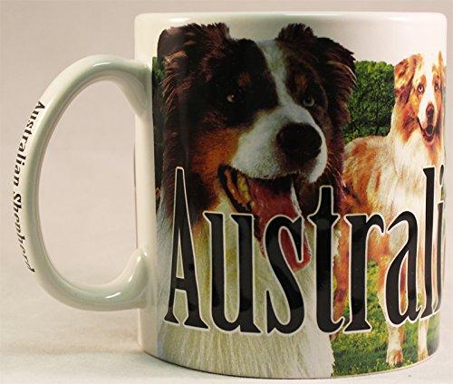 Australian Shepherd - 18 Oz Coffee Mug