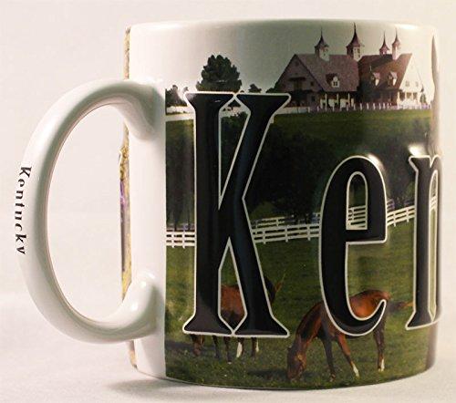 Kentucky - 18 OZ Coffee Mug