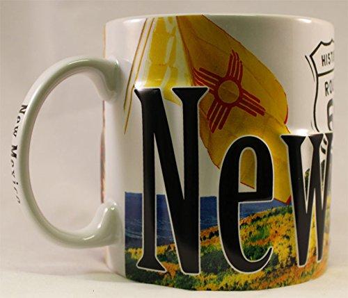 New Mexico - ONE 18 oz Coffee Mug