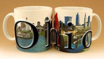 Ohio - 18 oz Coffee Mug