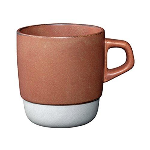 KINTO Stacking Mug - Gray Orange