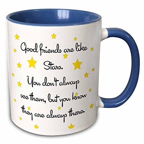 3D Rose 6 mug_193474_6 Ceramic BlueWhite