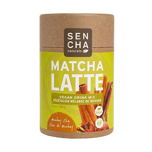 Sencha Naturals Matcha Latte Bombay Chai 85 Ounce
