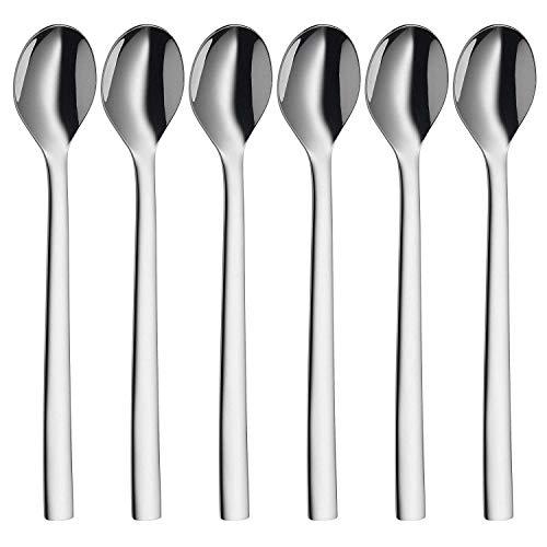 WMF Nuova 1291396046 Latte Macchiato Spoon Set of 6