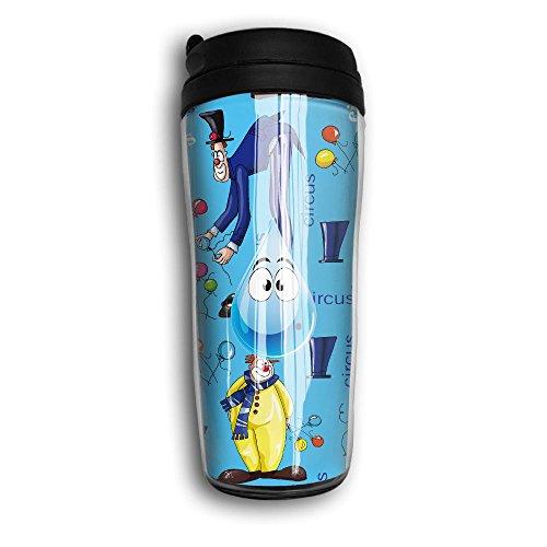 Water Droplet Unisex Modern Coffee Cup