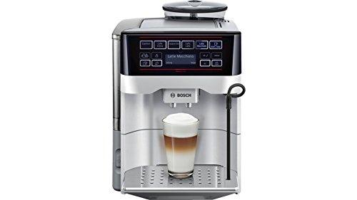 Bosch TES60321RW VeroAroma 300 Fully Automatic Espresso Machine SensoFlow Silver