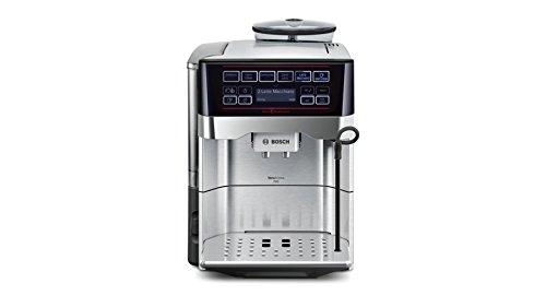 Bosch TES60729RW VeroAroma 700 Fully Automatic Espresso Machine OneTouch DoubleCub Silver