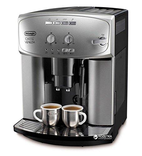 Delonghi ESAM 2200S Caffe Venezia Super Fully Automatic Espresso Machine Coffee Maker Silver