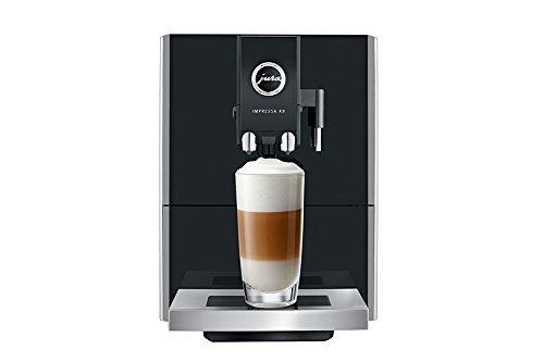 Jura A9 Super Fully Automatic Espresso Machine Coffee Espresso Capuccino Maker Platinum