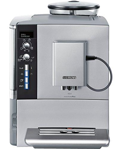 Siemens EQ5 TE515201RW Super Fully Automatic Espresso Machine Coffee Capuccino Latte Maker OneTouch DoubleCup System SIlver