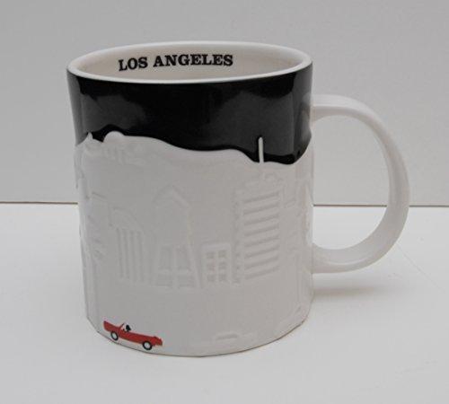 Starbucks 2012 LA Los Angeles Limited Edition Collector Mug