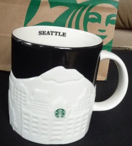 Starbucks Seattle Relief Mug 16 Fl Oz 11018566