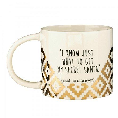Grasslands Road Said No One Ever Secret Santa Mug