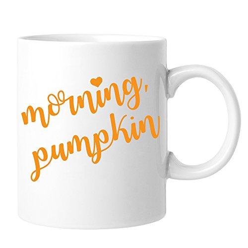 Morning Pumpkin Coffee Mug