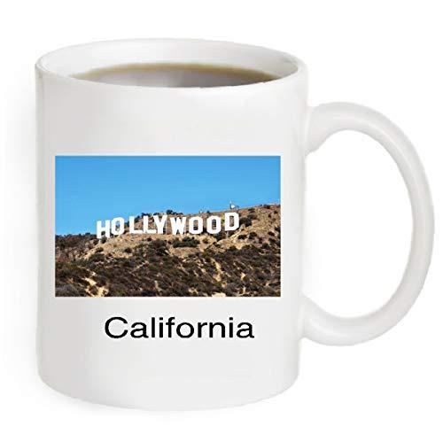 AFA Entertainment LLC California Coffee Mug 110z