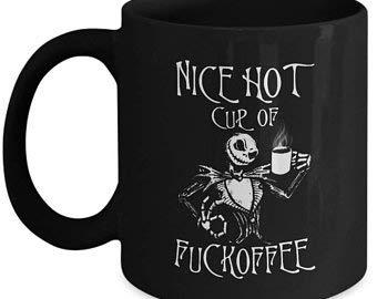 Nice Coffee Tea Drink Funny Cute Ceramic Mug Cup 11OZ Gift Christmas