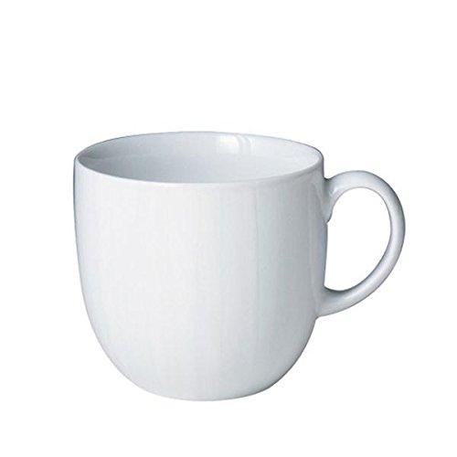 Denby White Mug Set of 4
