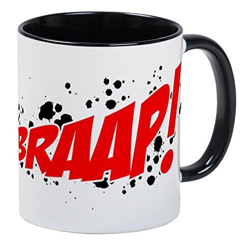 CafePress - BRAAP - Red Logo Mug - Unique Coffee Mug Coffee Cup
