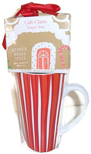 Teapot Teas Flavored Tea And Mug Gift Set