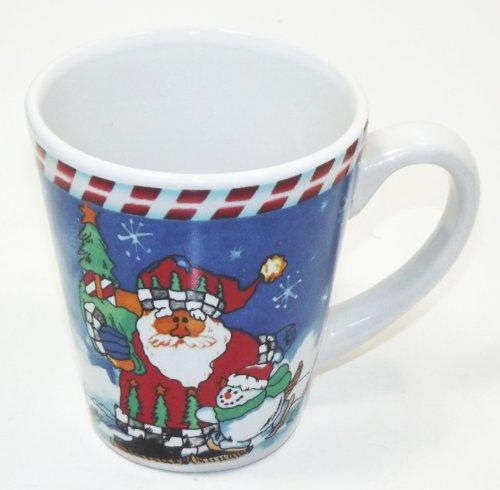 Santa Claus Christmas Holidays Coffee Mug