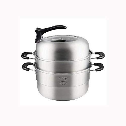HIZLJJ Double Boiler Steamer
