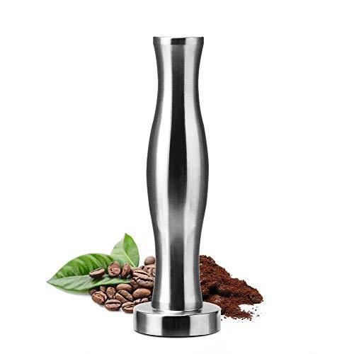 Coffee Tampers - Stainless Steel Coffee Hammer Espresso Tamper Base Press Powder Bean - Coffee Coffee Tampers Tamper Espresso Hammer French Press Capsul Maker Base Iron Meat Powder Grinder Barista