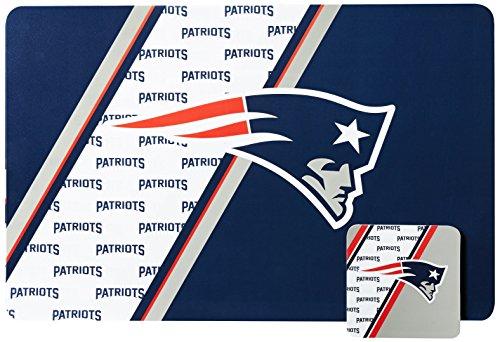 NFL New England Patriots Placemat Coaster Set