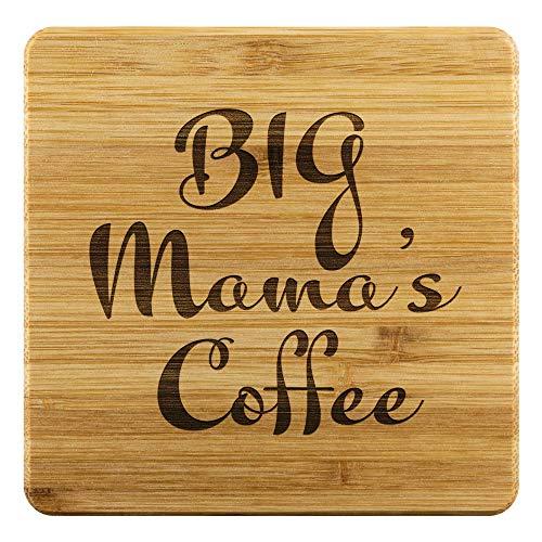 Awesome Bamboo Coaster Sets Big Mamas Coffee