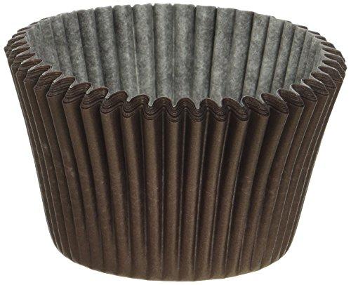 Cupcake Creations Jumbo Baking Cups 24Pkg Brown