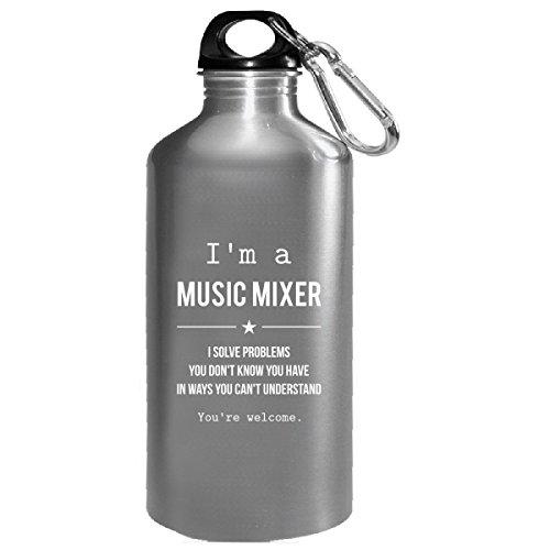 Im A Music Mixer - Water Bottle
