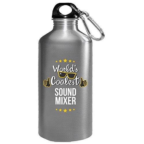 Worlds Coolest Sound Mixer - Water Bottle