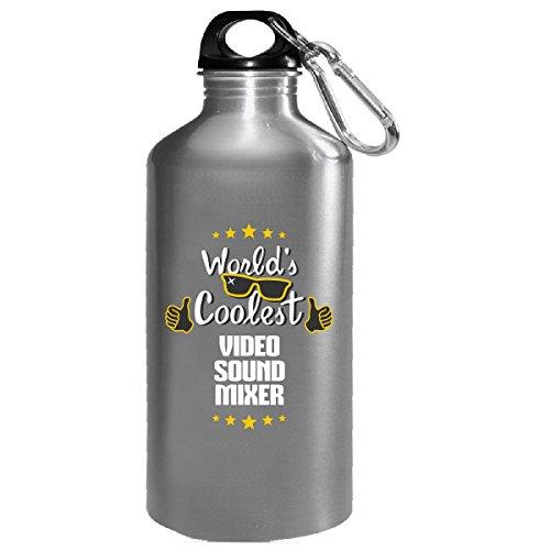 Worlds Coolest Video Sound Mixer - Water Bottle
