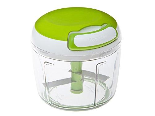 Progressive Prepworks Mini Vegetable & Herb Chopper, Salsa Maker