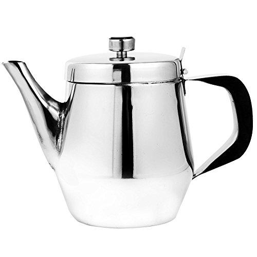 Stainless Steel Gooseneck Teapot 48 oz