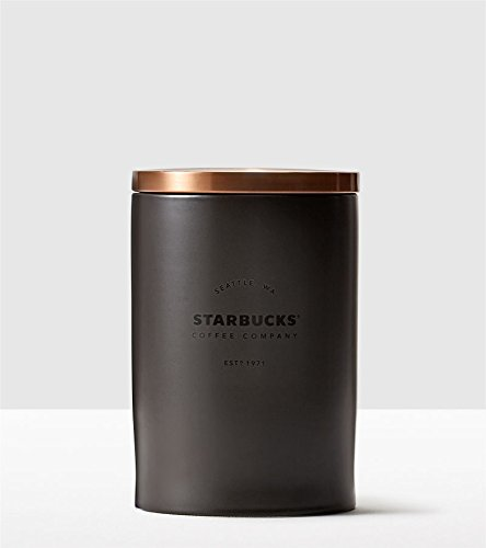 STARBUCKS Ceramic Coffee Canister